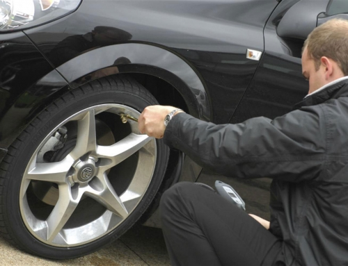 Are you checking your tyre pressures regularly?